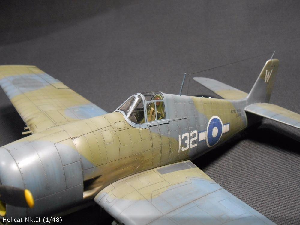 Hellcat Mk.II, Eduard (1/48) E6c21de11957