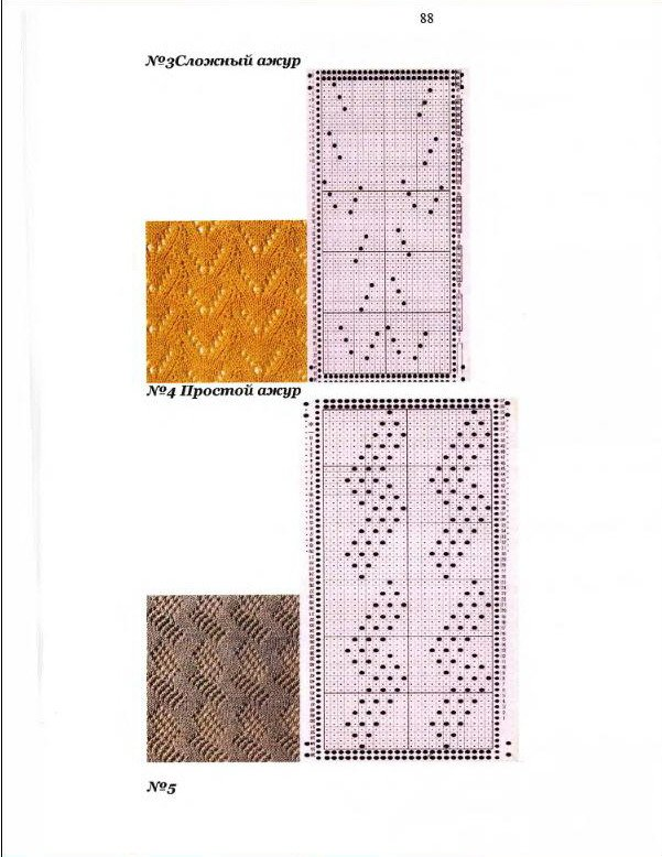 Начальный курс по обучению вязания на вязальной машине SILVER REED   - Страница 5 Ae0b19451397