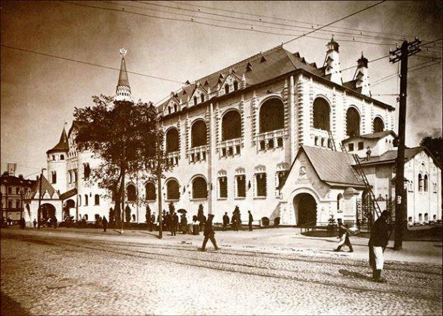 Старый-новый Нижний Новгород. Eb8830dc7afb