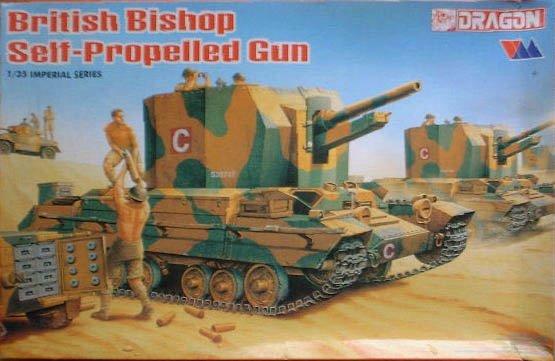 Bishop MkI, 1/35, (Maquette 3551 / Ex-VM 359504). F2e9faac4d2f