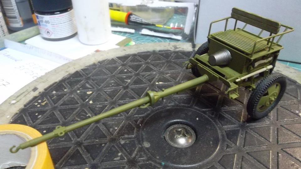 Советский артиллерийский передок 52-Р-353M, 1/35, (ICM 35481). - Страница 2 3ad61beba8a3