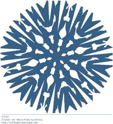 Зимнее рукоделие - вырезаем снежинки! - Страница 10 92722ee9bd9f