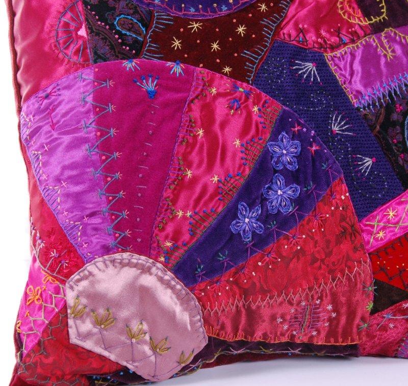 Потрясающие рукодельные декоративные подушки E87ccc2f5732