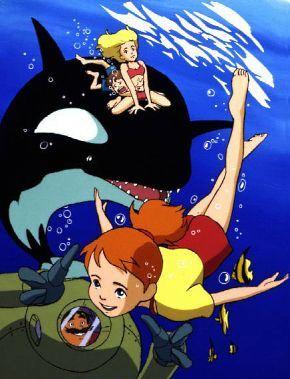 Тико и Нанами / Tico of the Seven Seas / Nanatsu no Umi no Tico / 七つの海のティコ (1994 г. 39 серий) A884db3ba874