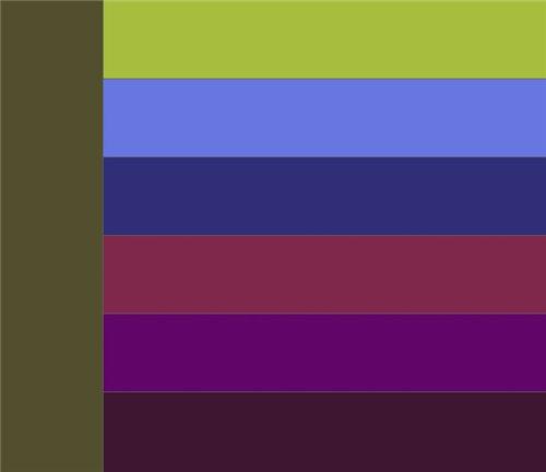 Как правильно сочетать цвета в одежде 9cc2c2376eed