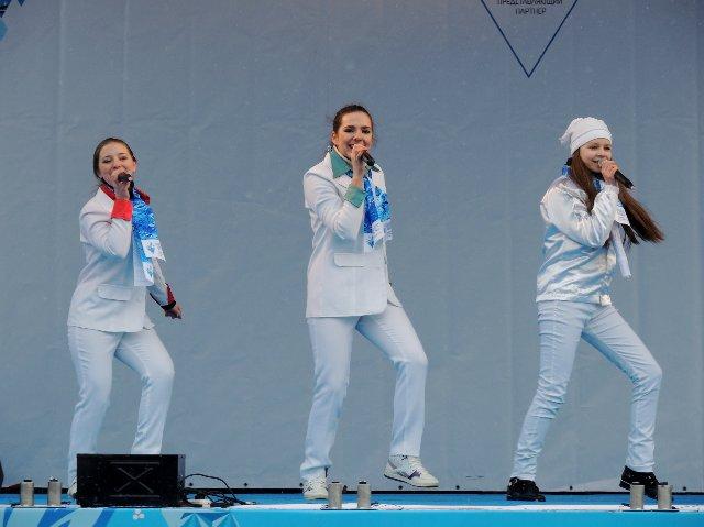 "Эстафета Паралимпийского огня ""Сочи 2014"" в г. Ярославле 4bf0a5956648"