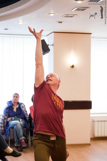 Джерард О'Ши - семинары по хендлингу и ринговой дрессировке в России - Страница 2 61333c8918f2