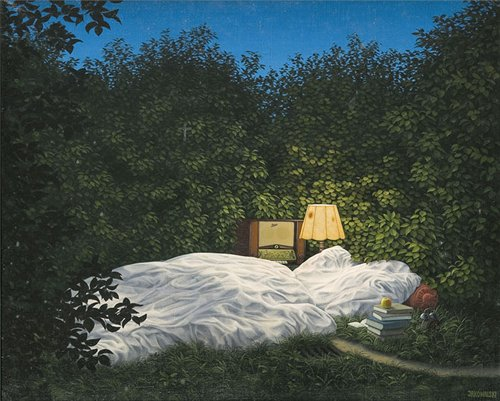 Мир волшебства в живописи. Аллегорические сюжеты. Bcdc735506d0