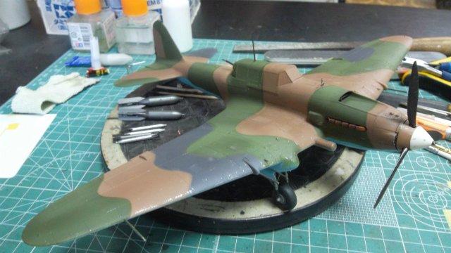 Ил-2, масштаб 1/48, (Tamiya 61113). 42470d423d26