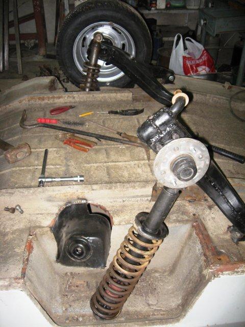 Скиф с ходовой от ЗАЗ 968м Ddbda7a66c82