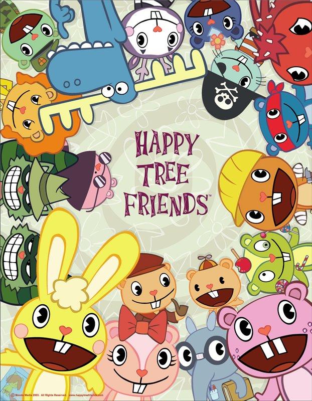 Happy Tree Friends (18+) 9f7195e26925