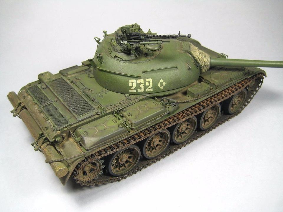 Т-54 образца 1951 г.  B706c7e7cd88