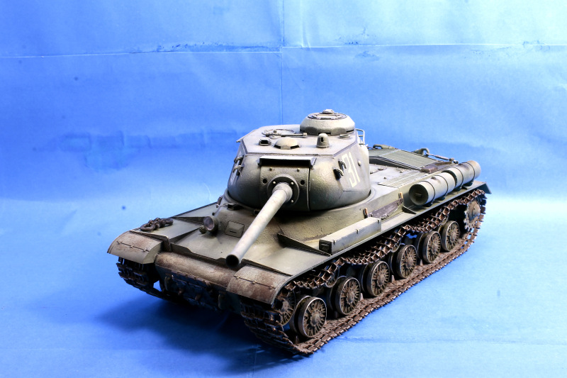 ИС-1 тяжелый танк СССР 1/35 Trumpeter 05587 7e3a8ffdf3f9