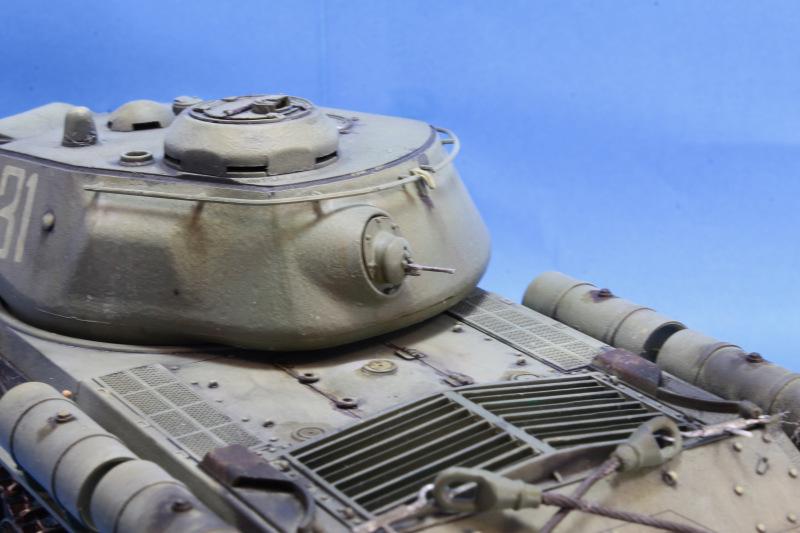 ИС-1 тяжелый танк СССР 1/35 Trumpeter 05587 E3eee1b1253e