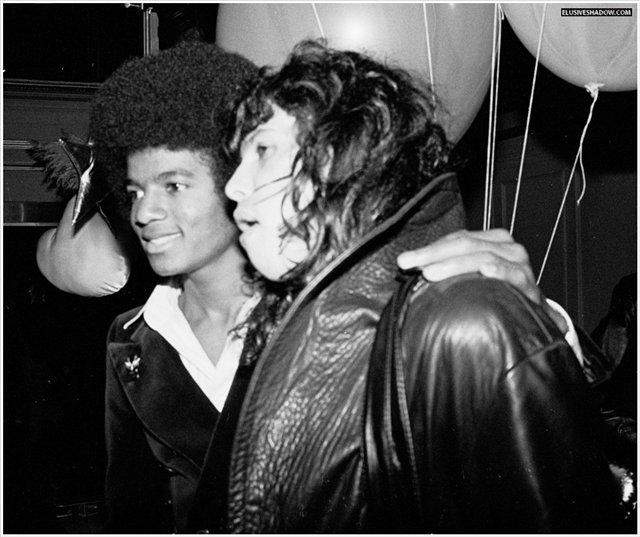 Michael Jackson Com Famosos 2597be14794b