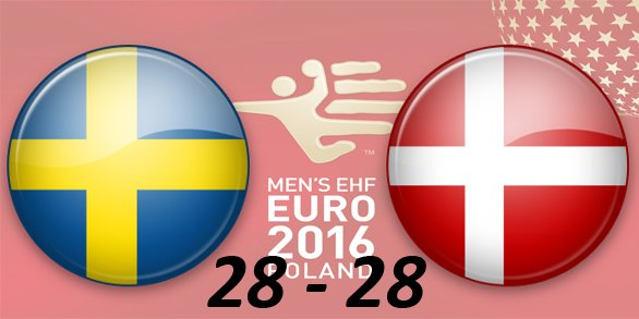 Чемпионат Европы по гандболу среди мужчин 2016 47ebab74cbf6