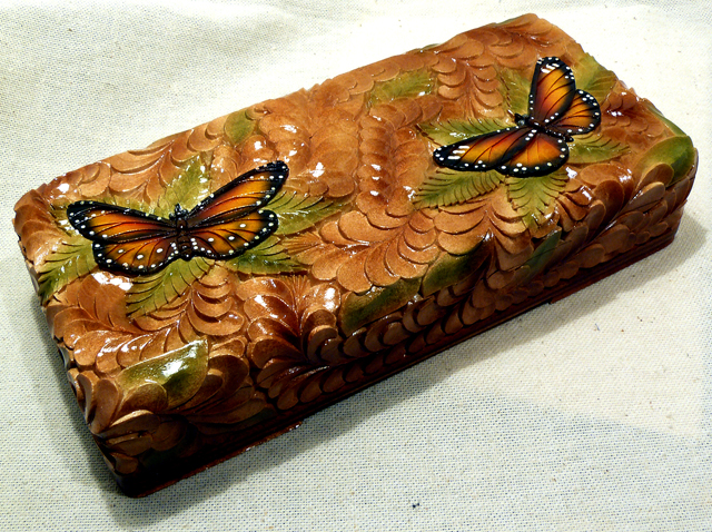 Свадебная шкатулка с бабочками 0e03feee0072