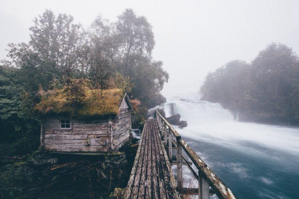 Роскошные пейзажи Норвегии - Страница 6 1d8add0f8647