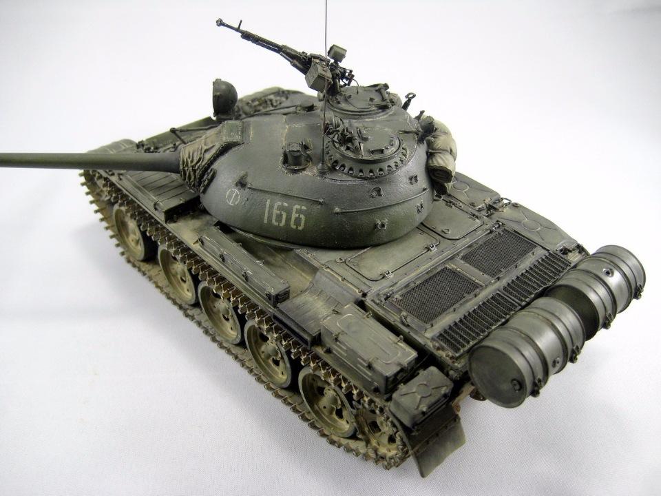 Т-55. ОКСВА. Афганистан 1980 год. - Страница 2 41240e2ffa30