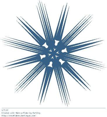 Зимнее рукоделие - вырезаем снежинки! - Страница 10 0fb446cae348