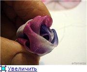 Цветы из ткани  102d6ab4ce4at