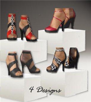 Обувь (женская) - Страница 6 Ef49b8e0d82c