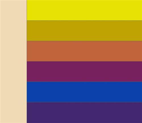 Как правильно сочетать цвета в одежде A95605d4acdb