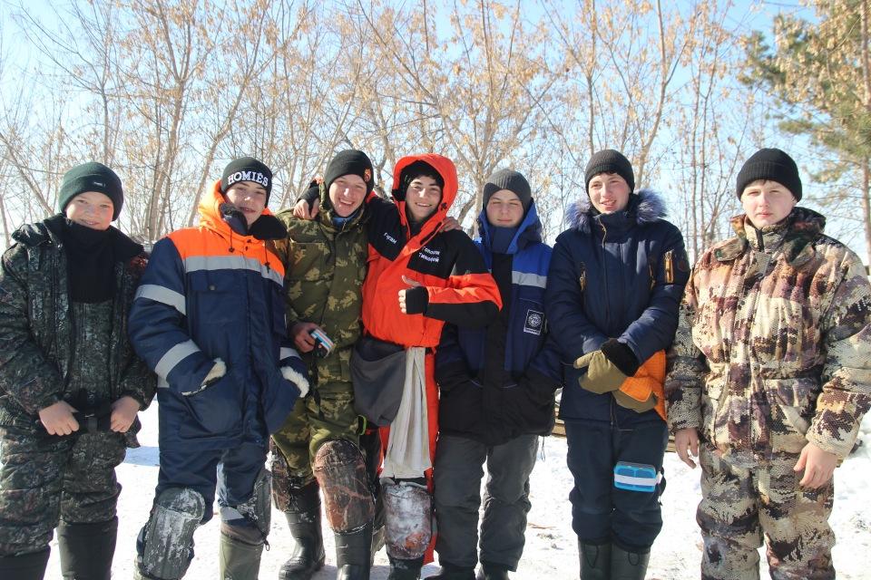 Первенство города Кургана по ловле на мормышку со льда среди юношей и девушек с 14 до 17 лет. 962c22918204
