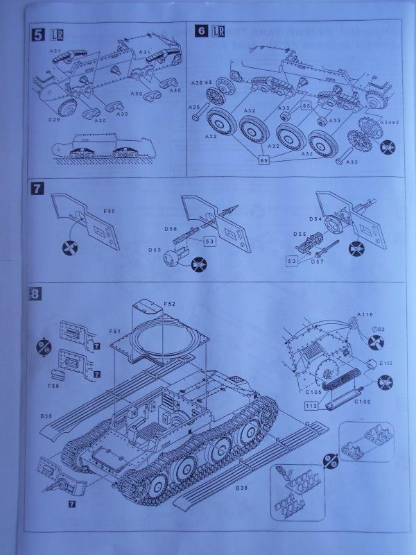 Обзор German Pz.Kpfw 38-t Ausf A-D (MSD №3542) 870a545cb07d
