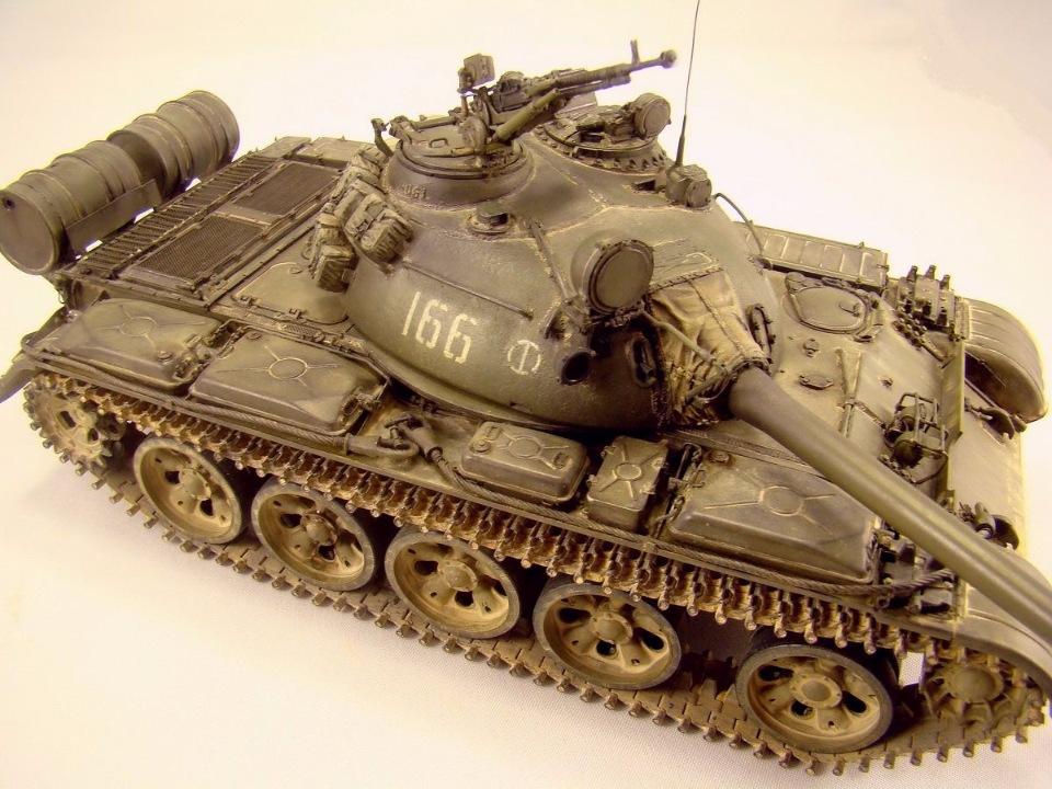 Т-55. ОКСВА. Афганистан 1980 год. - Страница 2 4c2777e20ba5