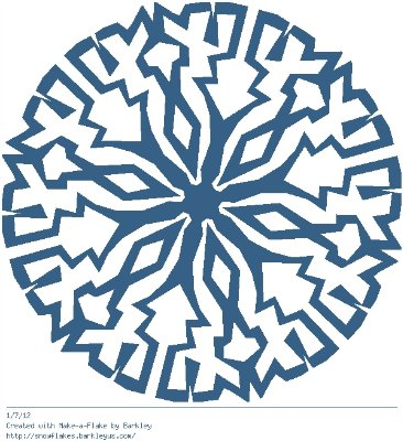 Зимнее рукоделие - вырезаем снежинки! - Страница 10 048e2b7a7321