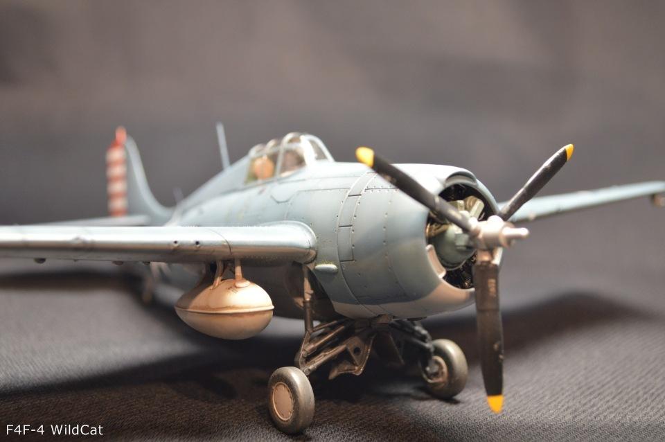 F4F-4 Wildcat Tamya 1/48 92955099673f