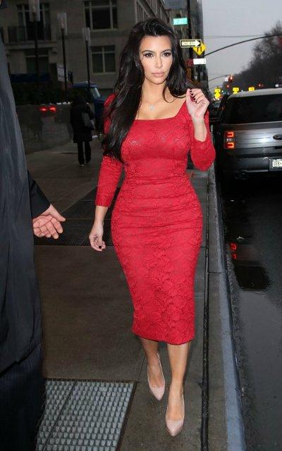Kim Kardashian  1b2e8820345e