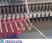 Мастер-классы по вязанию на машине - Страница 2 72f0f1618216t