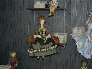Время кукол № 6 Международная выставка авторских кукол и мишек Тедди в Санкт-Петербурге - Страница 2 8b806044288at