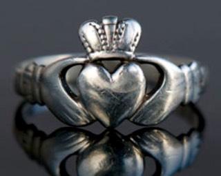 Символ: кладдахское кольцо и Кладдах 25effe51a102