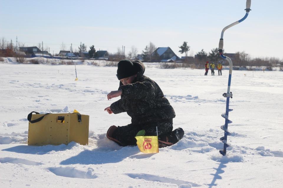 Первенство города Кургана по ловле на мормышку со льда среди юношей и девушек с 14 до 17 лет. 10b56a76ff80