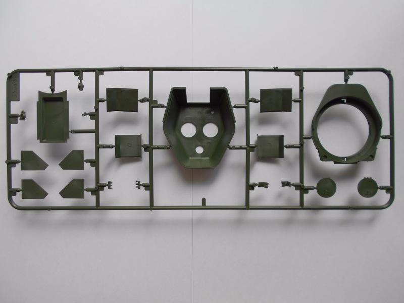 Обзор Т-34-76 выпуск начала 1943г 1/35 (Моделист №303529) 7296680aa9f6