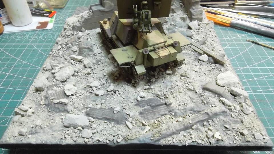 ЗиС-30 Противотанковая самоходная установка, 1/35, (MSD 35014). - Страница 2 9196f92404e9