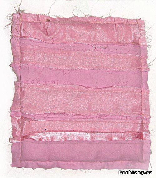 Шьем декоративное одеяло и подушку. Мастер-класс 868fabe38d80