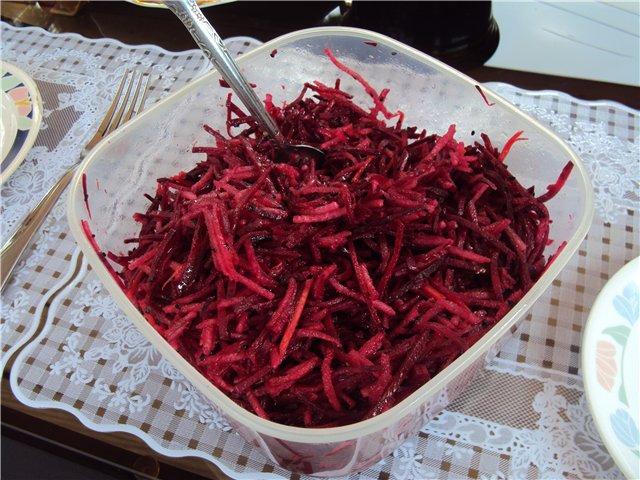 Свекольно-грушевый салат 177895a58313