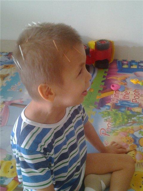 Антон Диванаев.5 лет. ДЦП, бронх. астма .SOS... Db53cf1c72ff