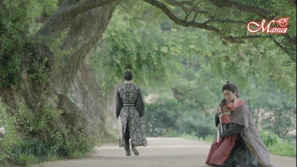 Лунные влюблённые - Алые сердца Корё / Moon Lovers: Scarlet Heart Ryeo - Страница 3 C988ea8b92b6