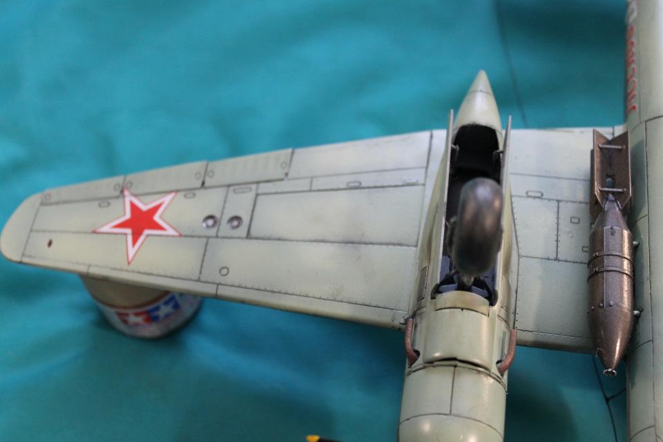 Ту-2 1/48 Xuntong 3bc0b8384730