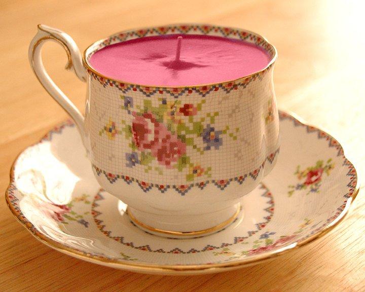 Как сделать свечу в чашке C7065b22378e