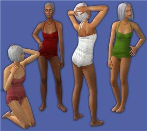 Нижнее белье, пижамы, купальники - Страница 2 2a4273afafbb