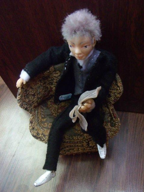 Куклы из самозастывающей и запекаемой пластики 241b6b4ad935