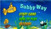 Subby Way. Простая аркада о нелегкой жизни подводных лодок. 86299f947b94t