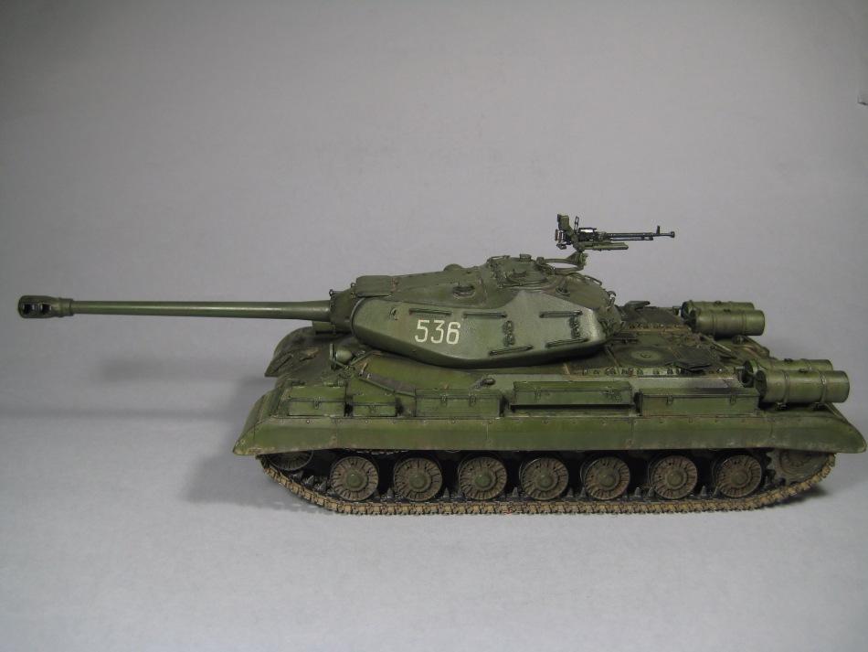 ИС-4М. Забайкальский ВО. 1962 год 32f24b7dbc5b