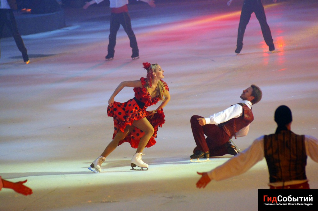 """Carmen on ice"". Краснодар, далее, везде (турне 2016-2017) - Страница 6 9add1aa3d535"